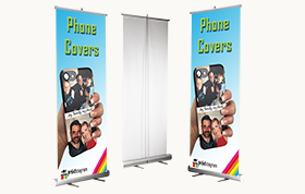 Corporate Prints/Pull Up Banners