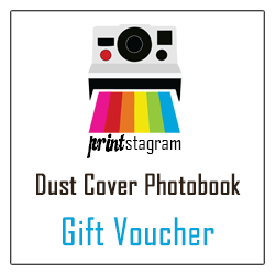 Gift Vouchers/Dust Cover Photobook